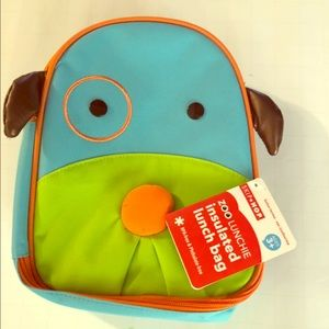 Skip Hop Lunchies Insulated Lunch Bag in Dog